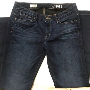 Gap 1969 Long & Lean Premium Bootcut Jeans